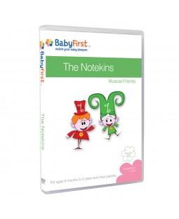 The Notekins - Musical Friends DVD
