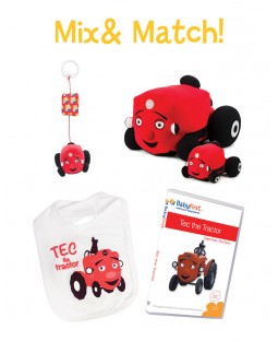 Tec the Tractor Mix & Match