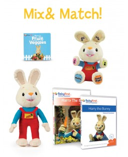 Harry the Bunny Mix & Match