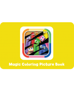 Magic Coloring App - Gift Card