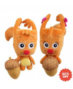 Sammy & Eve: Hide and Seek Plush Toys