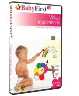 Visual Inspirations - Stimulating Imagination Through Art DVD