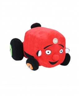 Interactive Tec the Tractor Plush Toy - Promotion Edition