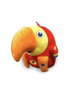 Interactive VocabuLarry Plush Toy - Promotion Edition