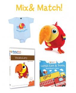 VocabuLarry Mix & Match