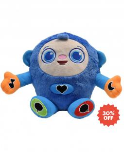 Interactive Peek-a-Boo Plush Toy