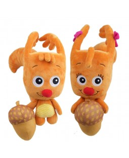 Sammy & Eve: Hide and Seek Plush Toys
