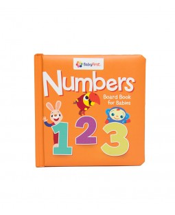 My First Numbers Book