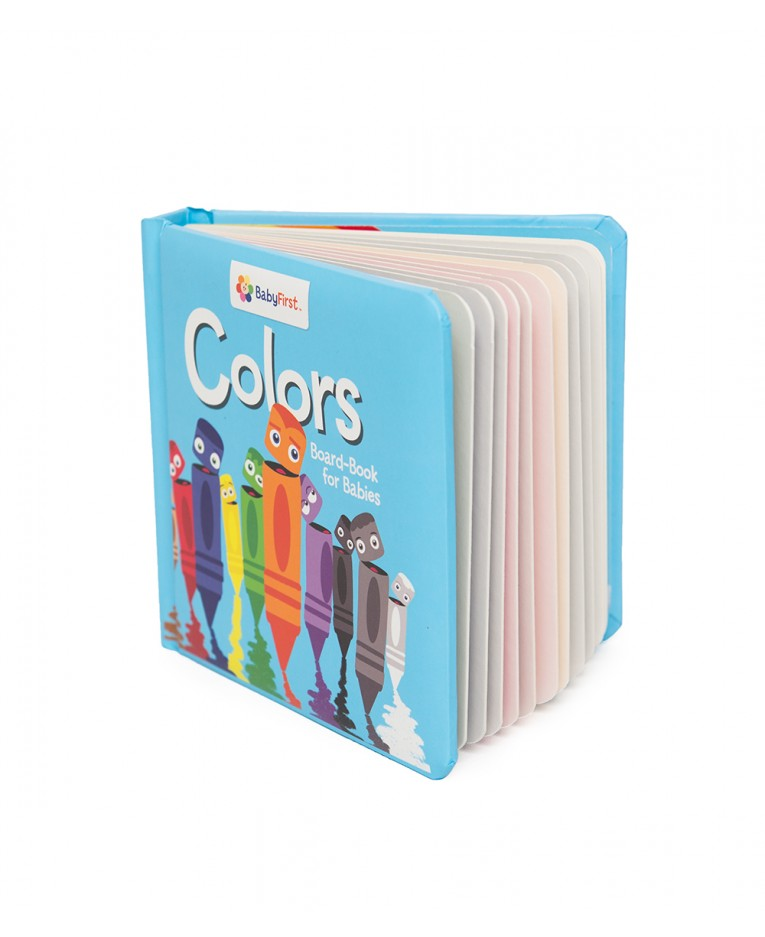 My First Colors Book, a Color Crew Book - Books