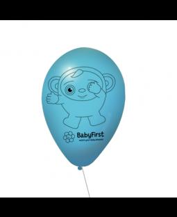 Peek-A-Boo Balloons