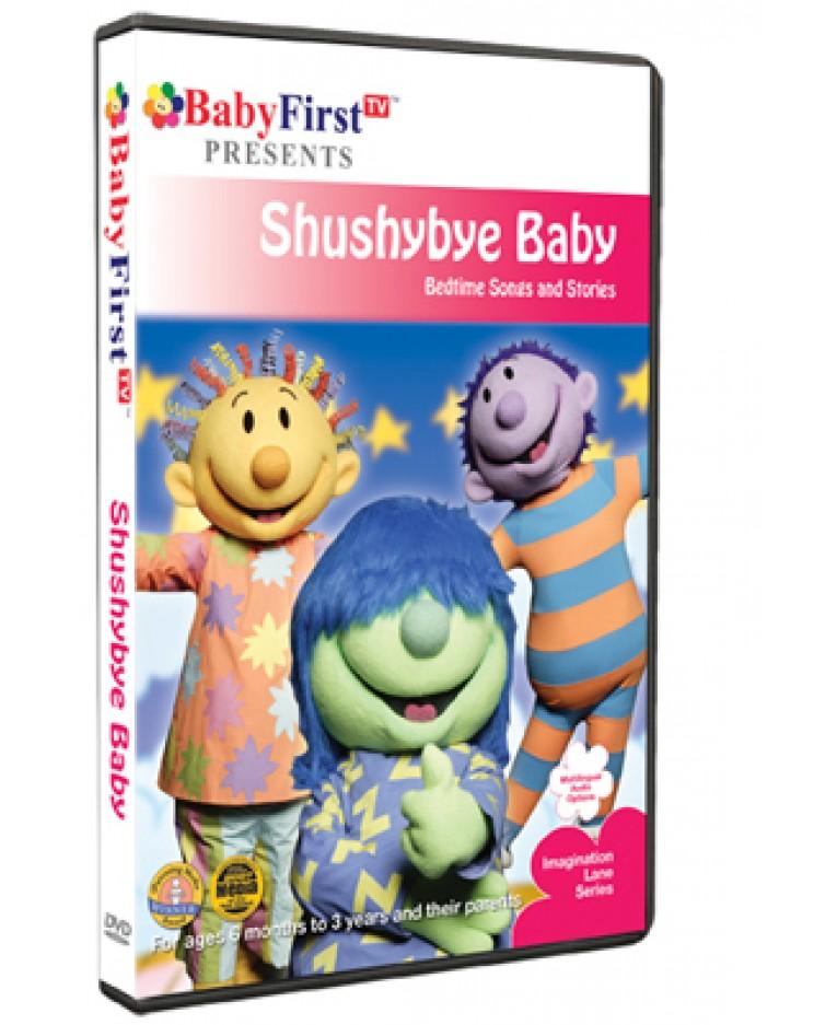 Shushybye Baby DVD