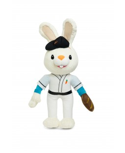 Harry the Bunny - Baseball Player