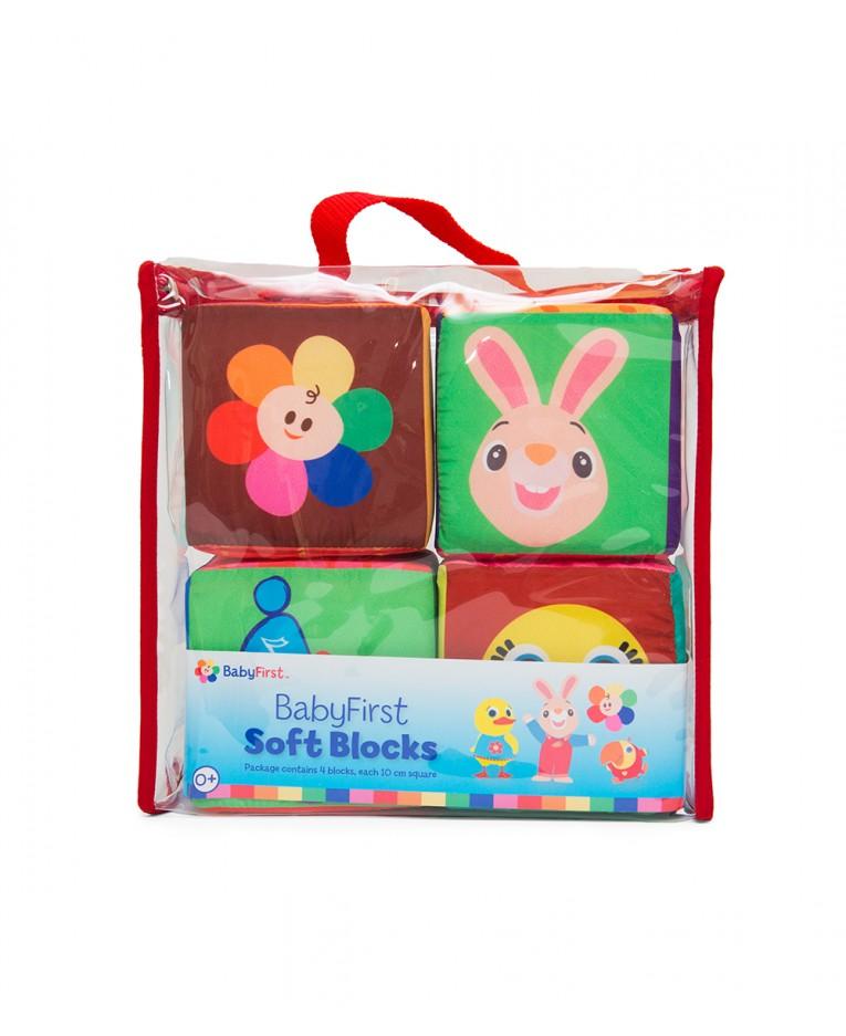 Soft Blocks Toys
