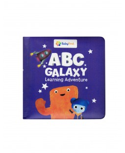My First ABC Book - ABC Galaxy Learning Adventure