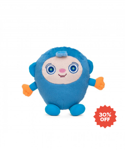 Peek-A-Boo I See You Plush Toy